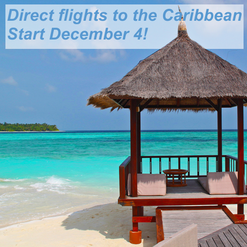 Flights to Caribbean SMALL