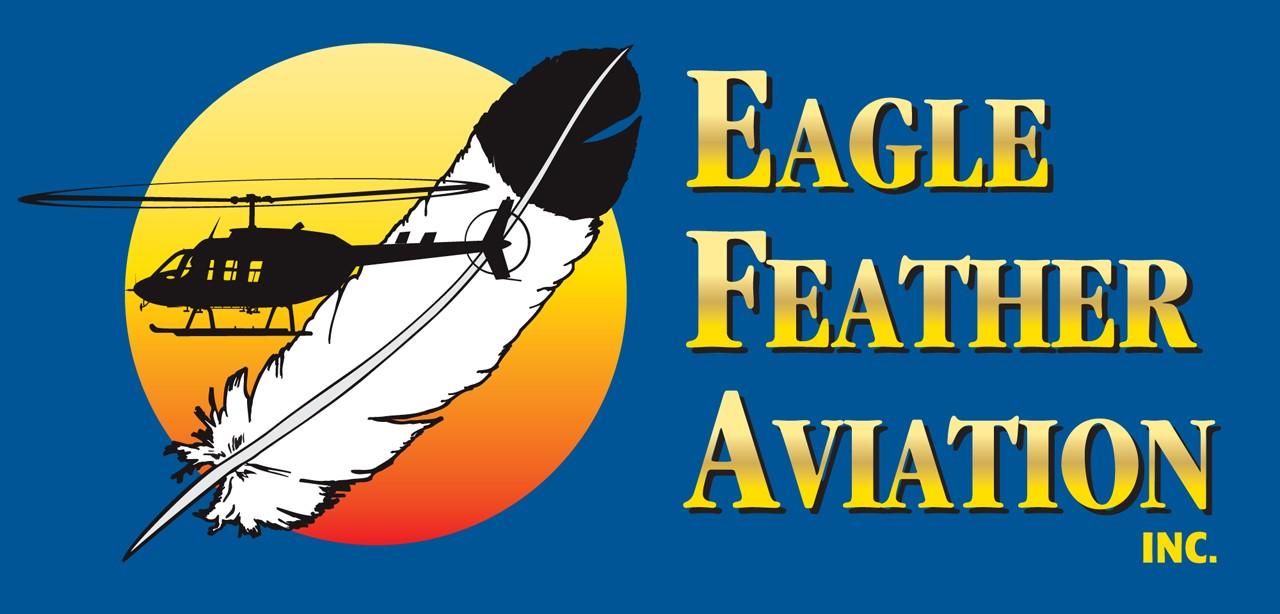 Eagle Feather Aviation Logo