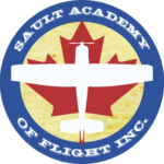 Sault Academy of Flight Logo